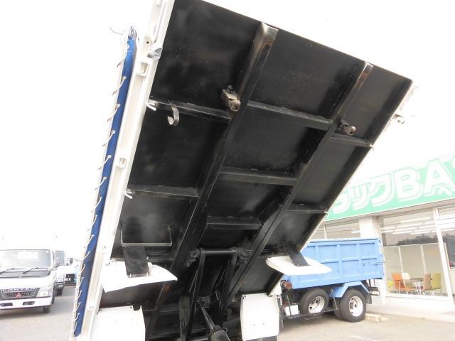 3方開強化ダンプ 2トン積 コボレーン付(11枚目)