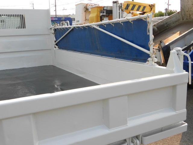 3方開強化ダンプ 2トン積 コボレーン付(13枚目)