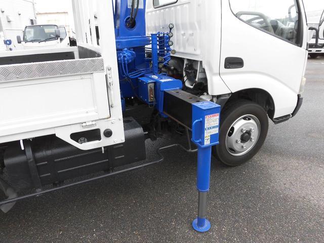 3方開 4段クレーンラジコン付フックイン 排出ガス浄化装置(7枚目)