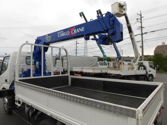 3方開 4段クレーンラジコン付フックイン 排出ガス浄化装置(11枚目)