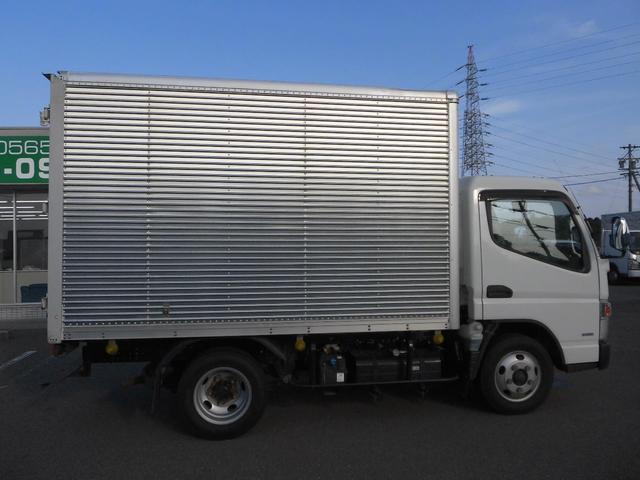 アルミバン 3トン積 サイドスライド扉 ラッシング1段(11枚目)