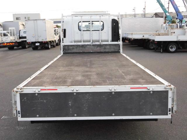 ワイドロング 3方開 平ボディ 床板張 2トン積 ETC(8枚目)