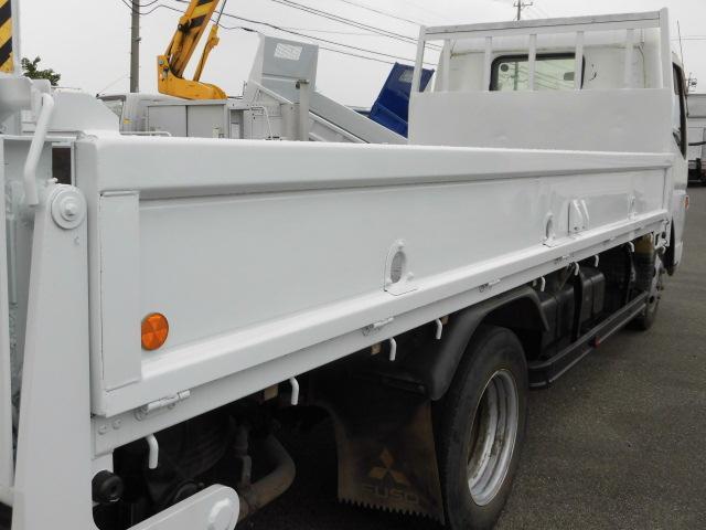 ロング平ボディ・パワーゲート・2トン積・排出ガス浄化装置(15枚目)