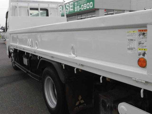 ロング平ボディ・パワーゲート・2トン積・排出ガス浄化装置(16枚目)