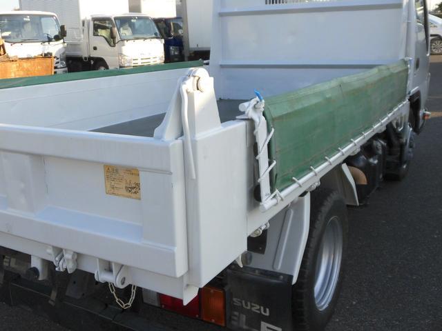 全低床・3方開・強化ダンプコボレーン付・2トン積・電格ミラー(12枚目)