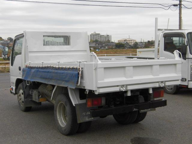 3方開2トン積高床ダンプ・コボレーン付・排出ガス浄化装置(16枚目)