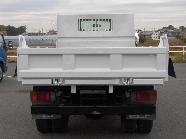 3方開2トン積高床ダンプ・コボレーン付・排出ガス浄化装置(19枚目)