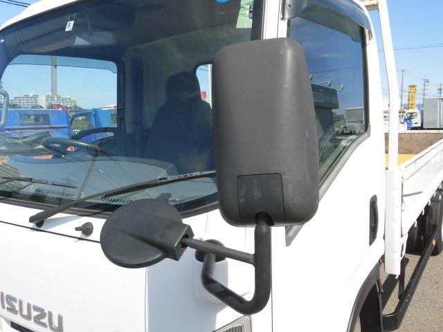 ロング・3方開・平ボディ・2トン積・床板張・排出ガス浄化装置(5枚目)