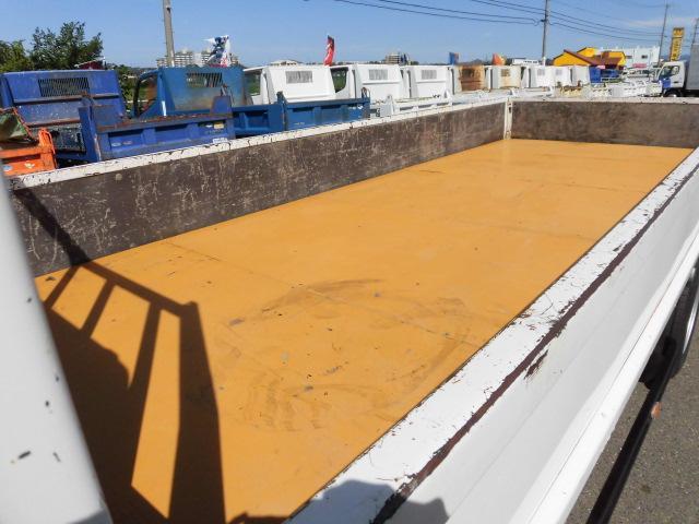 ロング・3方開・平ボディ・2トン積・床板張・排出ガス浄化装置(15枚目)