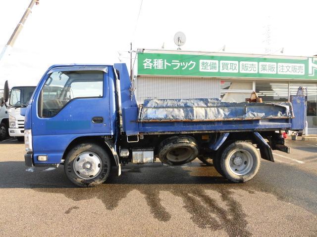 強化ダンプ・3方開・ダム加工・3トン積(8枚目)