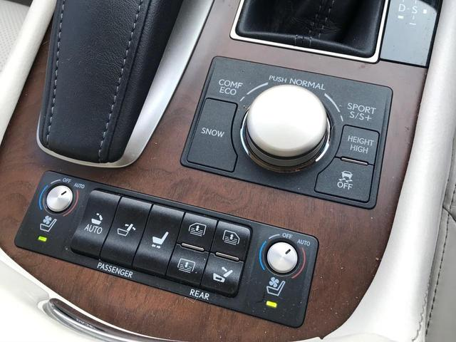 LS460 バージョンL Bluetooth シートエアコン(3枚目)