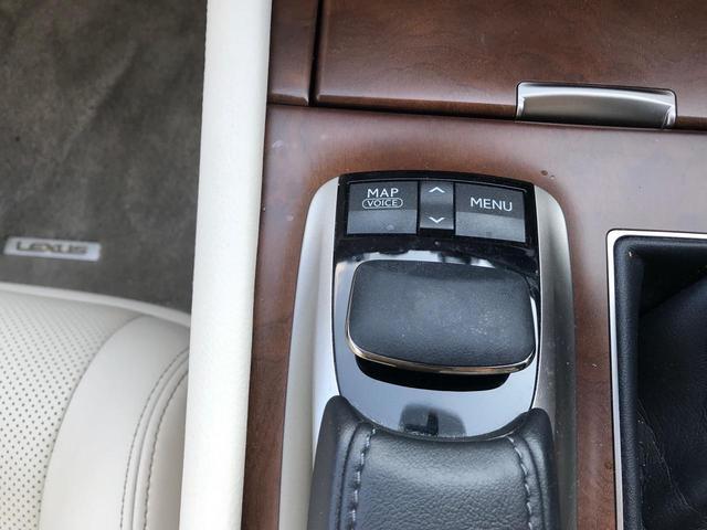 LS460 バージョンL Bluetooth シートエアコン(23枚目)