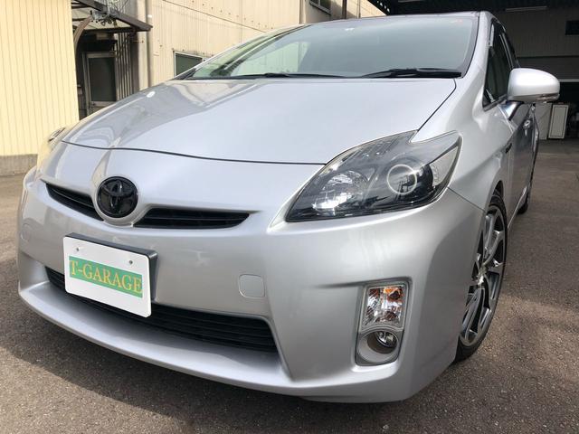 「トヨタ」「プリウス」「セダン」「愛知県」の中古車49