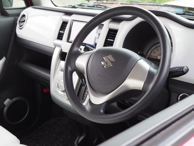 G ハスラー G セットオプション装着車 社外ナビ バックカメラ ETC アイドリングストップ シートヒーター(7枚目)