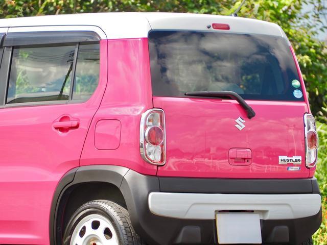 G ハスラー G セットオプション装着車 社外ナビ バックカメラ ETC アイドリングストップ シートヒーター(32枚目)