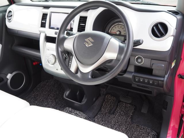 G ハスラー G セットオプション装着車 社外ナビ バックカメラ ETC アイドリングストップ シートヒーター(45枚目)