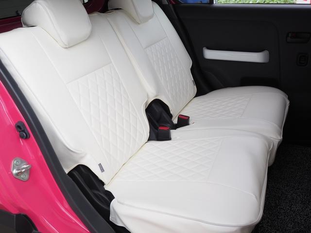 G ハスラー G セットオプション装着車 社外ナビ バックカメラ ETC アイドリングストップ シートヒーター(50枚目)