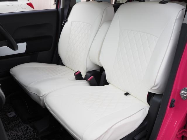 G ハスラー G セットオプション装着車 社外ナビ バックカメラ ETC アイドリングストップ シートヒーター(54枚目)