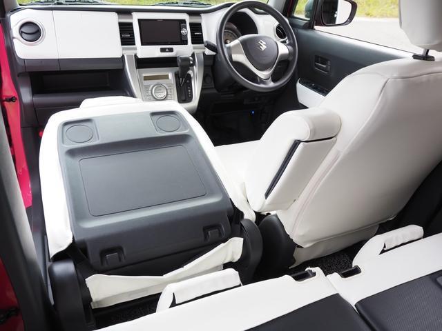 G ハスラー G セットオプション装着車 社外ナビ バックカメラ ETC アイドリングストップ シートヒーター(57枚目)
