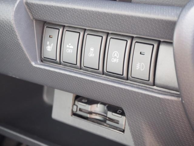 G ハスラー G セットオプション装着車 社外ナビ バックカメラ ETC アイドリングストップ シートヒーター(64枚目)