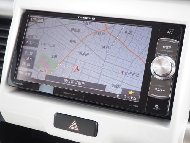 G ハスラー G セットオプション装着車 社外ナビ バックカメラ ETC アイドリングストップ シートヒーター(66枚目)