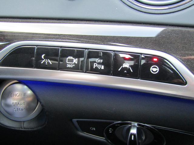 S63 AMGロング ダイナミックPKG 右ハンドル(11枚目)
