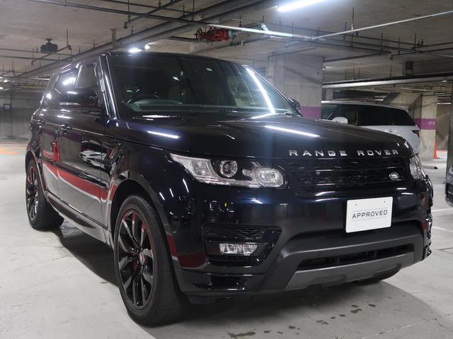 「ランドローバー」「レンジローバースポーツ」「SUV・クロカン」「愛知県」の中古車15