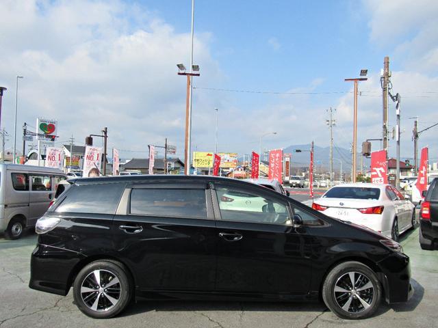 「トヨタ」「ウィッシュ」「ミニバン・ワンボックス」「岐阜県」の中古車9