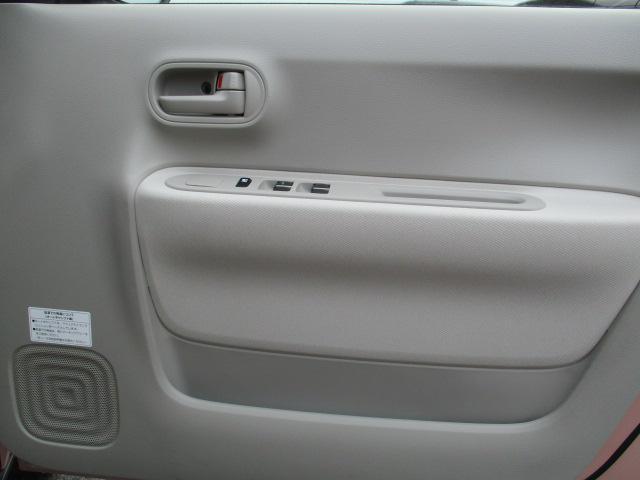 運転席ドア内側です。