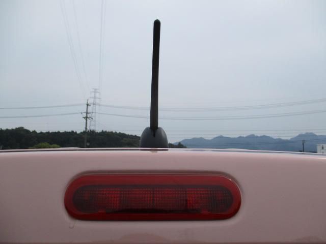 ハイマウントストップランプです。後方に対し、自車の存在をアピールします!追突被害防止の効果が期待出来ます。