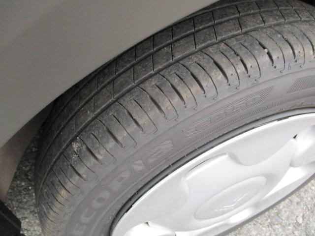 タイヤ残り溝問題ありません。