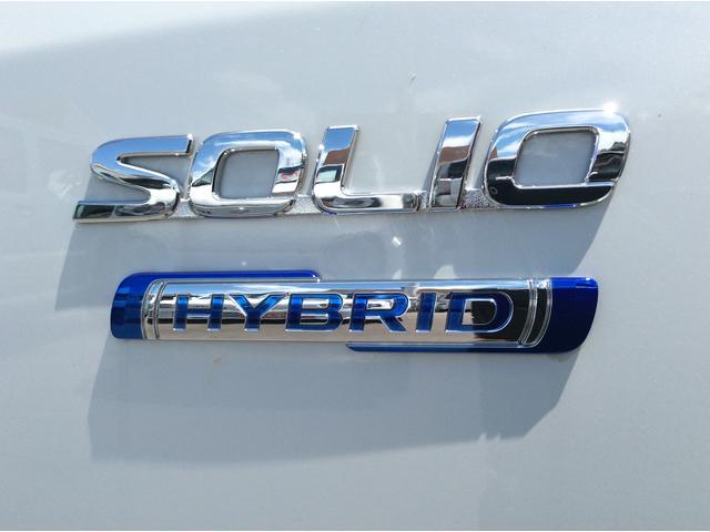 HYBRID MZ 2型 スズキセーフティサポート付(23枚目)