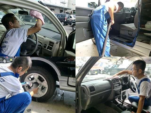 ご納車後の車輌トラブルにも様々な形で対応出来るようお選び出来る保証プランをご用意しております。詳しくはスタッフまでお尋ね下さい。
