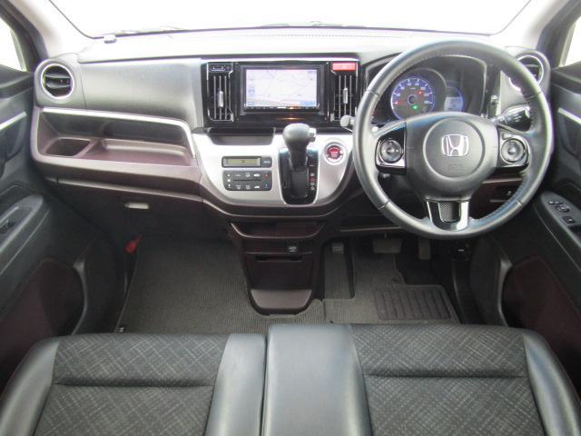 G・ターボPKG 禁煙 ナビTV Btooth 半革 Bカメ(2枚目)