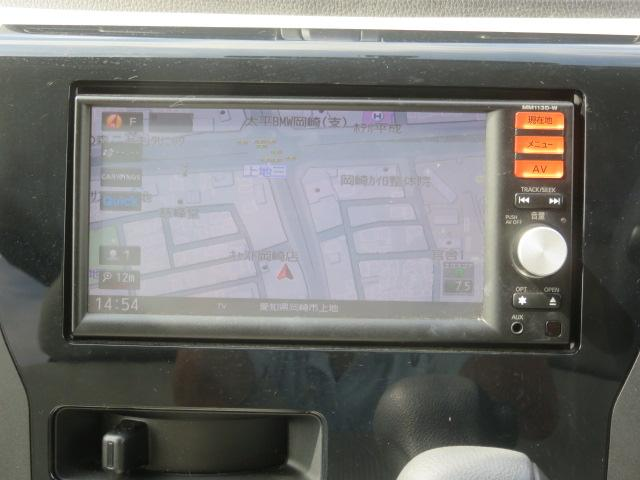 S ナビTV 禁煙車 ETC アイドリングストップ ABS WエアB CD 電動格納ミラー PVガラス バニティーミラー(4枚目)