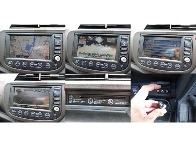 HVスマートSLC 禁煙 HDDナビTV Bカメラ 黒半革(3枚目)