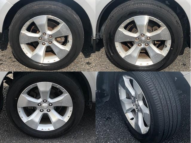 2.0XT ブラックレザーLTD 4WD ターボ 黒革(9枚目)