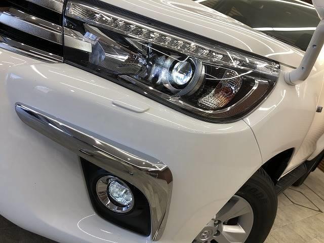 Z 登録済未使用車 トヨタセーフティセンス プリクラッシュセーフティーシステム 4WD レーダークルーズコントロール Pスタート スマートキー 純正AW ディーゼルターボ パールホワイト(15枚目)