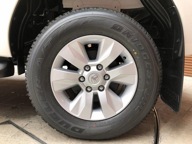 Z 登録済未使用車 トヨタセーフティセンス プリクラッシュセーフティーシステム 4WD レーダークルーズコントロール Pスタート スマートキー 純正AW ディーゼルターボ パールホワイト(21枚目)