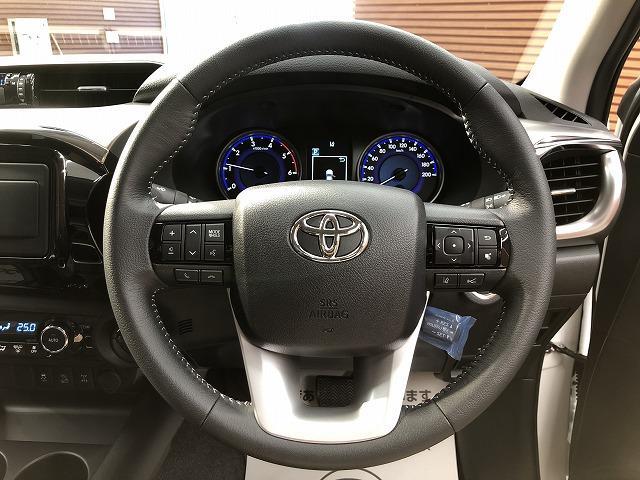 Z 登録済未使用車 トヨタセーフティセンス プリクラッシュセーフティーシステム 4WD レーダークルーズコントロール Pスタート スマートキー 純正AW ディーゼルターボ パールホワイト(30枚目)