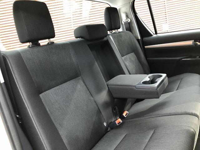 Z 登録済未使用車 トヨタセーフティセンス プリクラッシュセーフティーシステム 4WD レーダークルーズコントロール Pスタート スマートキー 純正AW ディーゼルターボ パールホワイト(35枚目)