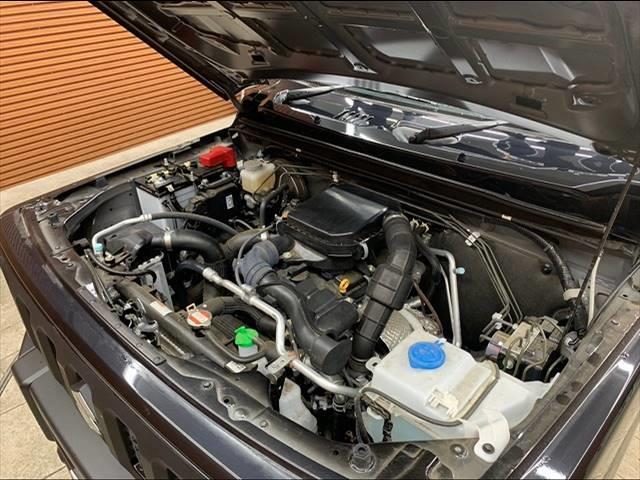 XG バークレイハードロック&BFグッドリッチオールテレーン 新品7型SDナビ フルセグTV bluetooth DVD再生 ワンオーナー キーレス サイドバイザー 4WD 背面タイヤ(12枚目)