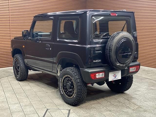 XG バークレイハードロック&BFグッドリッチオールテレーン 新品7型SDナビ フルセグTV bluetooth DVD再生 ワンオーナー キーレス サイドバイザー 4WD 背面タイヤ(17枚目)