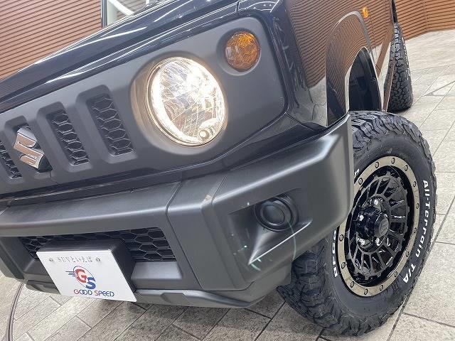 XG バークレイハードロック&BFグッドリッチオールテレーン 新品7型SDナビ フルセグTV bluetooth DVD再生 ワンオーナー キーレス サイドバイザー 4WD 背面タイヤ(20枚目)