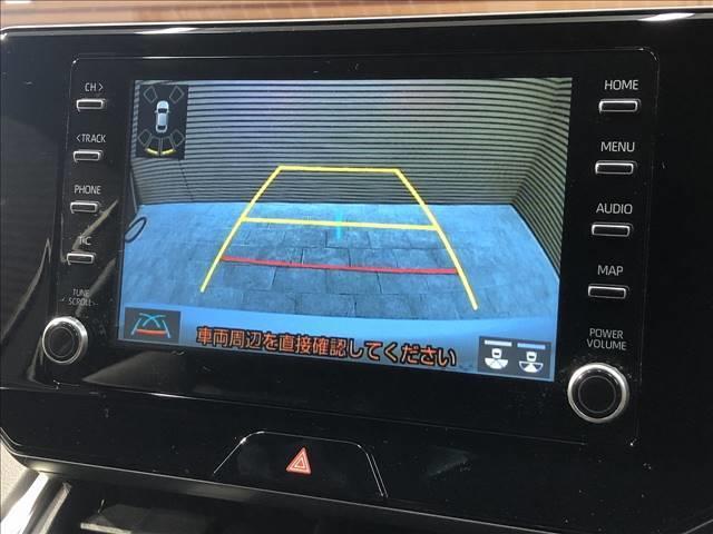 G 未登録新車 ディスプレイオーディオ デジタルインナーミラー TOYOTAセーフティセンス パワーシート パワーバックドア LEDヘッド レーダークルーズコントロール スマートキー クリアランスソナー(3枚目)
