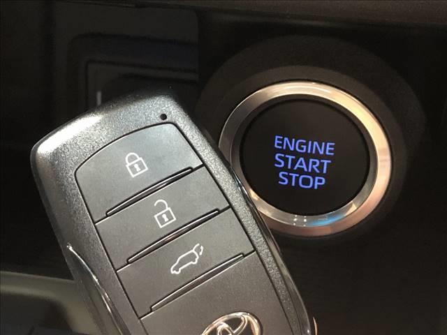 G 未登録新車 ディスプレイオーディオ デジタルインナーミラー TOYOTAセーフティセンス パワーシート パワーバックドア LEDヘッド レーダークルーズコントロール スマートキー クリアランスソナー(11枚目)