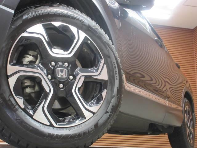 EX・マスターピース 純正SDナビ フルセグTV バックカメラ ホンダセンシング レザーシート シートヒーター サンルーフ 4WD ETC レーダークルーズコントロール スマートキー Pスタート LEDヘッドライト(19枚目)