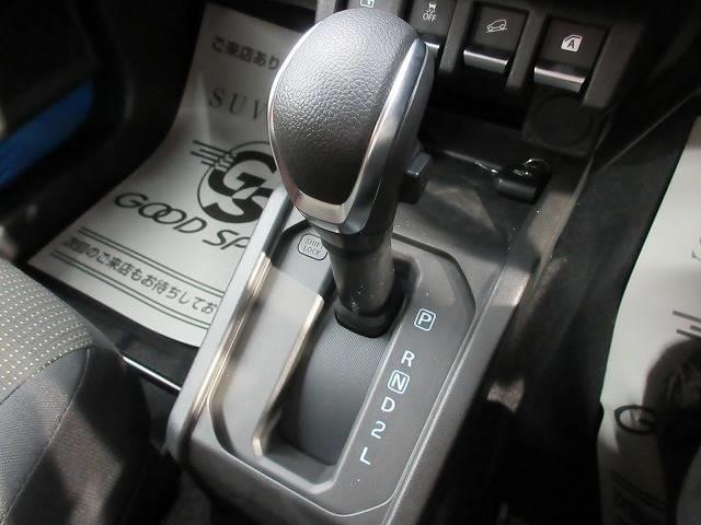 XC スズキセーフティーサポート 4WD 届出済未使用車 シートヒーター スマートキー プッシュスタート LEDヘッドライト クルーズコントロール 純正16インチAW(7枚目)