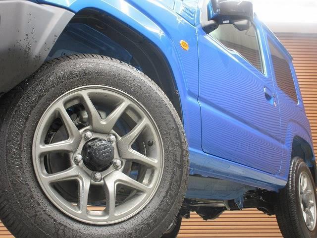 XC スズキセーフティーサポート 4WD 届出済未使用車 シートヒーター スマートキー プッシュスタート LEDヘッドライト クルーズコントロール 純正16インチAW(19枚目)