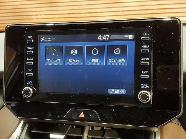 G 新車 8型ディスプレイオーディオ Bカメラ パワーシート レーダークルコン 衝突軽減 レーンアシスト LEDヘッド セーフティS パワーバックドア スマートキー(3枚目)